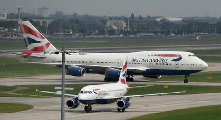 Tampone obbligatorio per entrare  nel Regno Unito