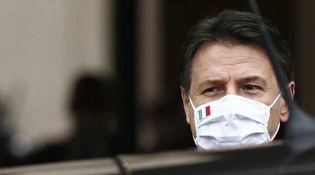 """Conte: """"Italia nuk do ta harrojë kurrë përpjekjen e bluzave të bardha"""""""