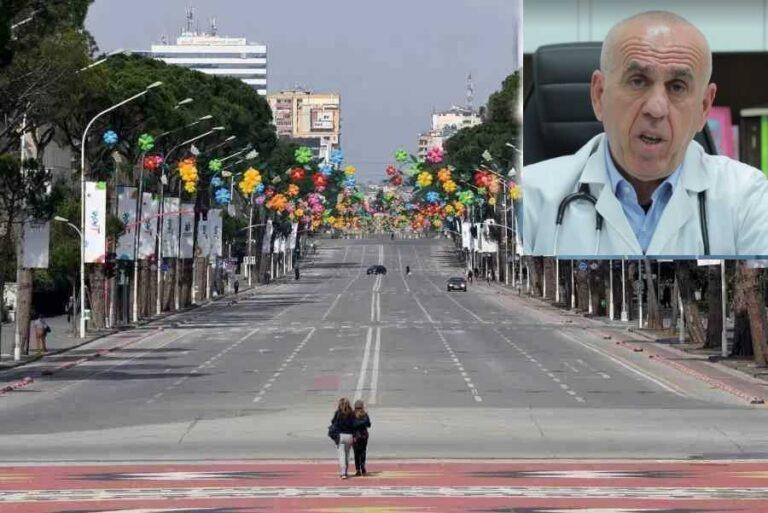 Te mbyllen urgjent shkollat dhe lokalet, Pipero: Te shtohen masat, transporti publik duhet te..